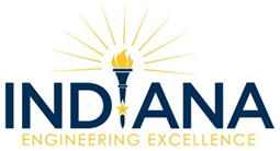 State of Indiana logo - Engineering Excellence