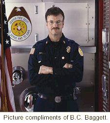 Fire Chief Hochgesang