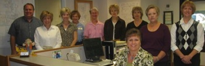 Utility Business Office Staff