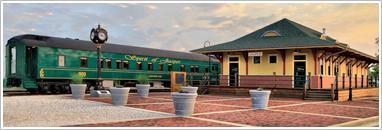 All Aboard the Spirit of Jasper Train!