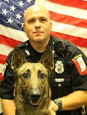 Bower Promoted to JPD Sergeant