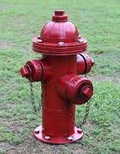 Replacing a Hydrant, April 24th